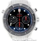 Omega Seamaster Co-Axial Chronograph 44MM Steel Mens Watch