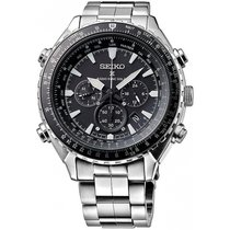 Seiko Prospex Funk Solar World Time Chronograph SSG001P1
