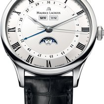 Maurice Lacroix Masterpiece Tradition Phase de Lune mp6607-ss0...