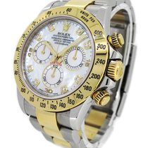 Rolex Oyster Perpetual Daytona Gold/SS 116523NG, Mother of...