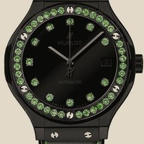Hublot Classic Fusion Shiny Ceramic Green