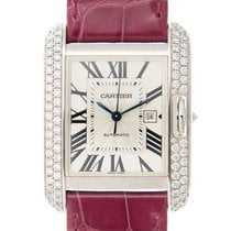 Cartier Tank Silver Automatic WT100018