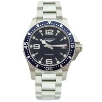 Longines HydroConquest Quartz 34mm Ladies Watch