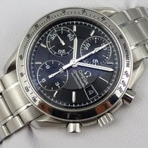 Omega Speedmaster Automatic Chronograph - Papiere - aus 2001