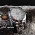Rolex 116300 Datejust II White Dial Smooth Bezel [N E W...