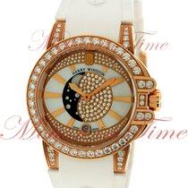Harry Winston Ocean Ladies Moon-Phase, Mother of Pearl Diamond...