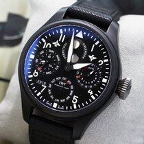 IWC Big Pilot's Watch Perpetual Calendar Top Gun