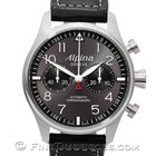 Alpina Startimer Pilot Automatic Chronograph Limited AL-860X4SP26