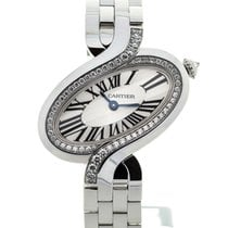 Cartier Delices White Gold Diamonds