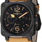 Bell & Ross Aviation BR03 BR03-94HERITAGE