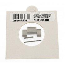 Omega 18mm Link In Steel For Speedmaster 35705000