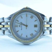 Maurice Lacroix Herren Uhr 36mm Stahl/gold Quartz Rar 1 Mit...