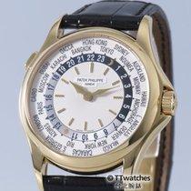 百達翡麗 (Patek Philippe) World Time 5110 Yellow Gold
