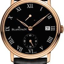 Blancpain Villeret 8 Days Manual Wind 6614-3637-55b