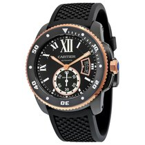 Cartier Calibre De Cartier Diver W2ca0004 Watch
