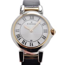 Edox Les Bémonts La Passion Lady Watch 57002-357RC-AR