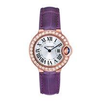 Cartier Ballon Bleu Quartz Ladies Watch Ref WE900251