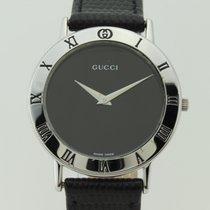 Gucci 3000M Quartz Steel