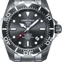 Certina DS Action C013.407.44.081.00 Sportliche Herrenuhr...