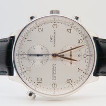 IWC Portuguese Chronograph Rattrappante Ref. IW371202
