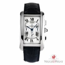 Cartier Tank Americaine XL Chronograph