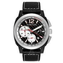 JeanRichard Men's Chronoscope MV Agusta Brutale Watch
