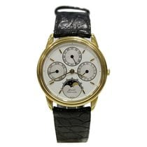 Piaget Classic Perpetual Calendar Moonphase Yellow Gold 18Kt...