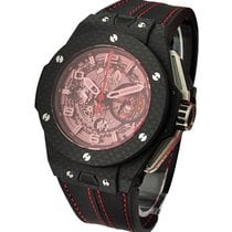 Hublot Big Bang 45mm Ferrari in Carbon Fiber Limited Edition...