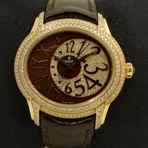 Audemars Piguet Millenary Precious Diamond-Set 18K Yellow gold