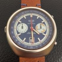 Heuer Montreal vintage ref.110 503 chronograph