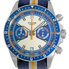 """Tudor Gent's Stainless Steel  """"Heritage Chronograph..."""