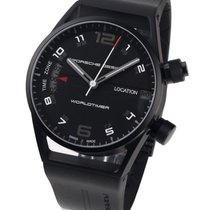 Porsche Design 6750.13.44.1180 P6750 Worldtimer 45mm 10ATM
