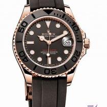 Rolex Yacht Master Rose Gold Ladies - 268655