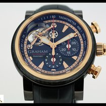 Graham TOURBILLOGRAPH SILVERSTONE WOODCOTE LIMITED EDITION