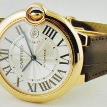 Cartier Ballon Bleu 18kt Rose Gold Automatic 42 mm