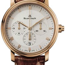 Blancpain Villeret Single Pusher Chronograph