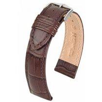 Hirsch Duke Lederarmband braun XL 01028210-1-19 19mm