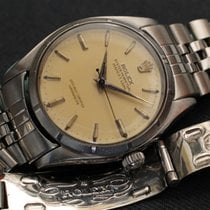 Rolex serpico y laino oyster perpetual with bog logo bracelet