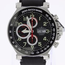 Zeno-Watch Basel Winner Chronograph limited Edition Val. 7750