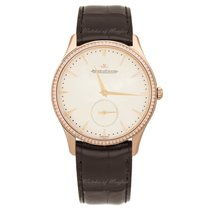 Jaeger-LeCoultre Master Grande Ultra Thin Small Second - Pink...