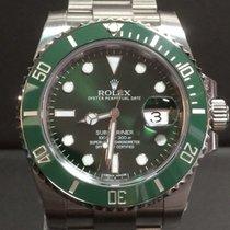 Rolex Green Ceramic Submariner