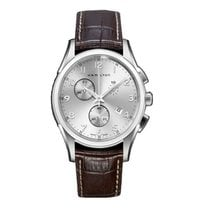 Hamilton Jazzmaster Thinline Chrono Quarz H38612553
