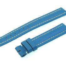 Breitling Band 15mm Neo Blau Blue Azul Stap Correa Für...