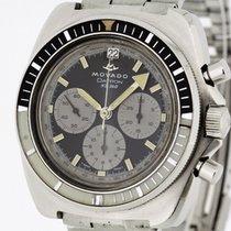 Movado Datron HS360 Vintage Chronograph Cal. 3019 PHC Tritium...