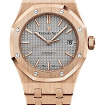 Audemars Piguet Royal Oak Rose Gold Grey Dial 37mm 15450OR.OO....