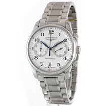 Longines Master Collection Silver Dial L26294786