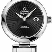 Omega 425.33.34.20.01.001 DeVille Ladymatic in Steel - On...