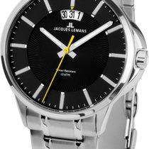 Jacques Lemans Classic Sydney Datum Quarz 1-1540D