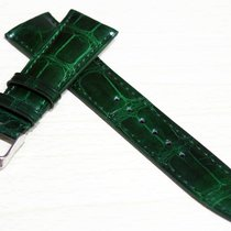 萬國 (IWC) New 22/18mm IWC Crocodile Leather Strap Big Pilot...