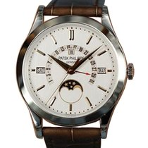 Patek Philippe 5496P-015 Grand Complications 39.5mm Silver...
